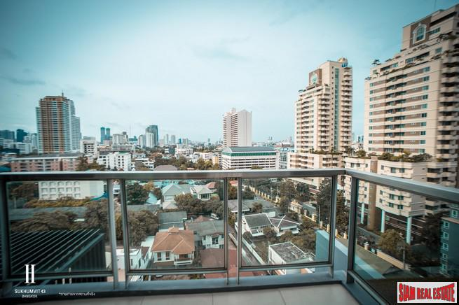 New Luxury 3 Bed Condo Ready to Move in at Sukhumvit 43, Phrom Phong - 22% Discount!
