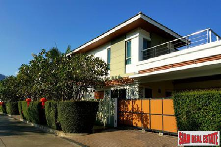 Paradise in Town in this Three Bedroom, Chalong, Phuket