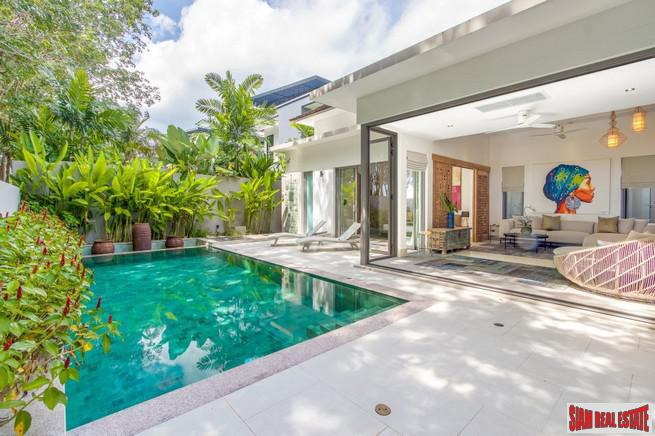 Private Two Bedroom Pool Villa in Cherng Talay, Phuket