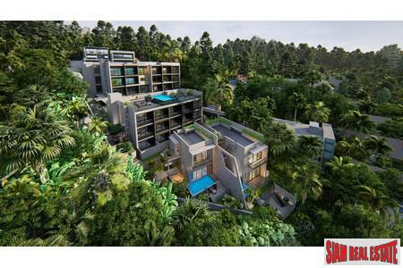 New Luxury Seaview Condominiums Are Available for Sale in Patong, Phuket