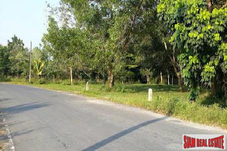 Prime Flat Land Parcel For Sale in Phang Nga, Thailand