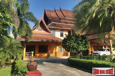 Private and Tropical Thai Style Villa in Khao Lak, Thailand