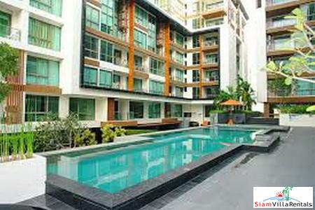 Modern 2-3 Bedrooms (131 sq.m.) duplex in The Heart of Pattaya for Long Term Rental