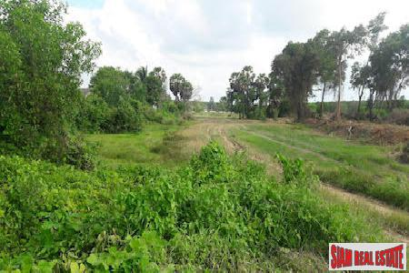 Lush Property for Sale with Easy Road Access in Phang Nga