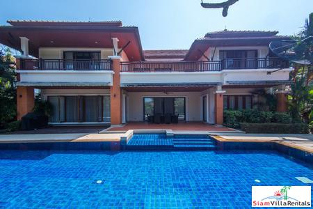 Luxury Pool Villa Overlooking the Fairways in Laguna, Phuket