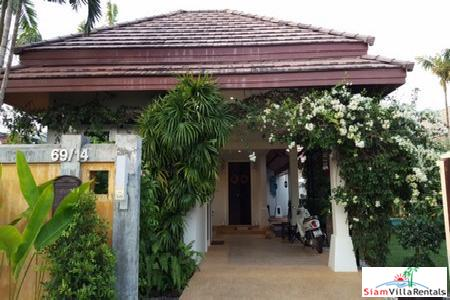 Three Bedroom Private Pool Villa 2