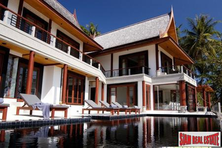 Fantastic Luxurious  Five Bedroom Villa in a Private Setting, Cape Panwa, Phuket
