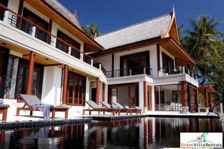 Holiday Dream Home --  Five Bedroom Villa in a Private Setting, Cape Panwa, Phuket