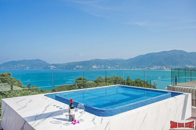 New Luxury Boutique Condos Overlooking Patong Bay, Phuket