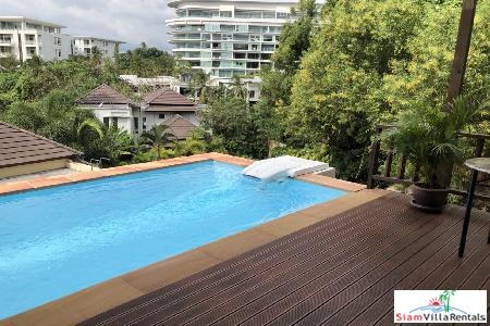 Three Storey Pool Villa with Fantastic Views of Karon Beach, Phuket