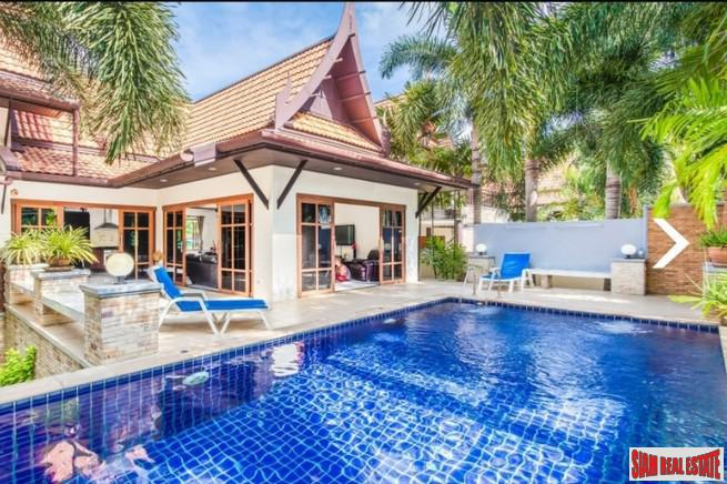 Two Storey Pool Villa in a Quiet Area of Rawai, Phuket
