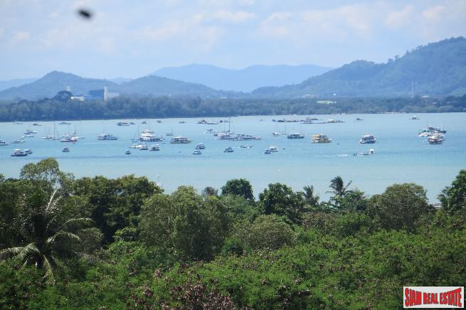 Breathtaking Sea Views from this One Bedroom Condo in Rawai, Phuket