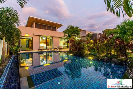 Private and Tropical Pool Villa for your Holiday in Nai Harn, Phuket