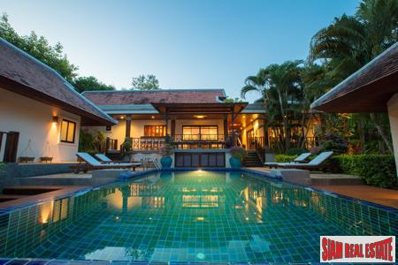Exclusive Lake View Pool Villa in Nai Harn, Phuket