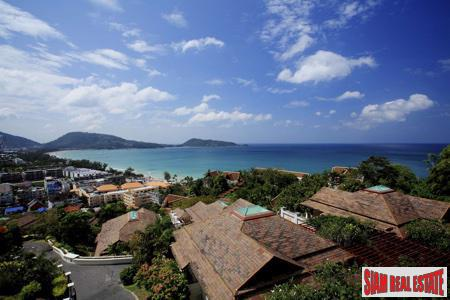 Spectacular Patong Bay Views from 10