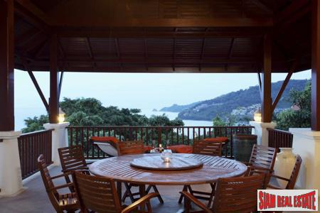 Spectacular Patong Bay Views from 17