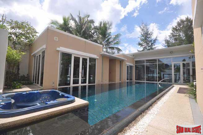 Modern Three Bedroom on Mai Khao Beach, Phuket