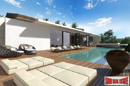Luxurious Seaview Home For Sale in Kamala, Phuket