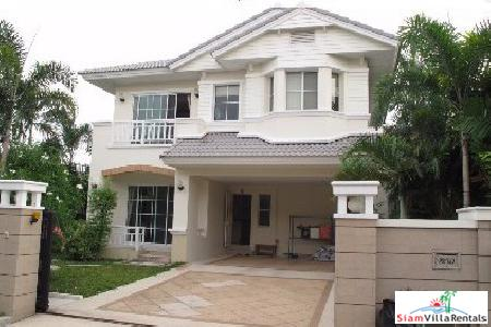 Three Bedroom House Conveniently Located Near the Airport, Bangkok