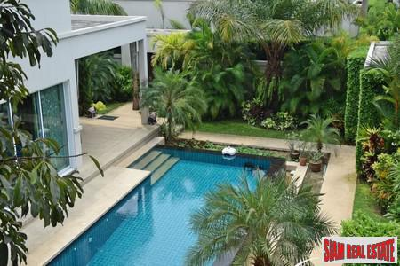 Uniquely designed luxury homes situated near Rugby and Regent International School - East Pattaya