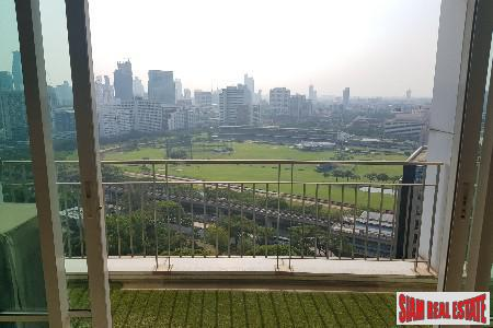 Fantastic Park Views from This Two Bedroom in Lumphini, Bangkok