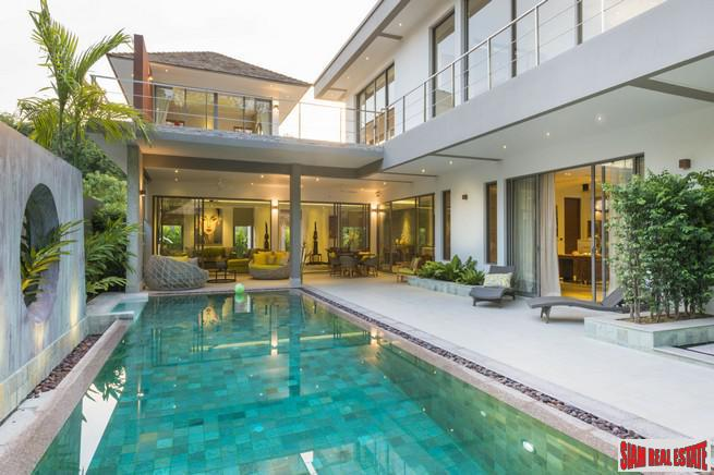 Ultra Modern Private Pool Villa in Cherng Talay, Phuket