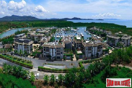 Three Bedroom in Phuket's Most Exclusive Marina Development