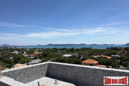 Fantastic Sea Views Chalong Bay and Big Buddha  from this Six Bedroom in Rawai, Phuket