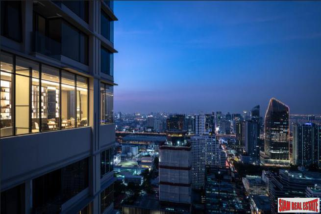 Newly Completed Luxury High-Rise Condo at Asoke, Sukhumvit 21 - One Bed Units - Apply for Rental Guarantee Offer and Special Prices!