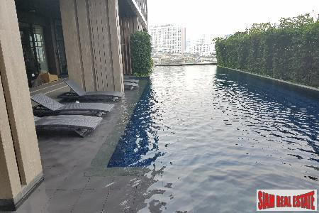 Contemporary One Bedroom with Views in Phra Khanong, Bangkok