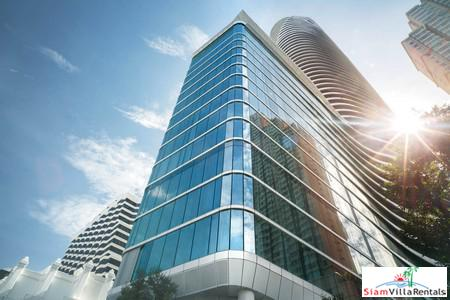 Magnolias Ratchadamri Boulevard | Spectacular City Views from this Luxury Two Bedroom for Rent