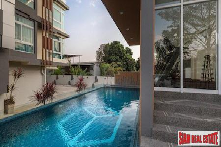 One Bedroom in Popular Condominium, Chang Phuak, Chiang Mai