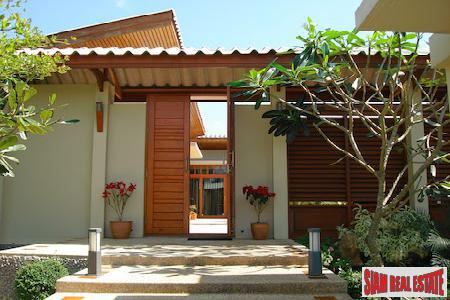 Modern Thai Style Pool Villa in Don Kaeo, Chiang Mai