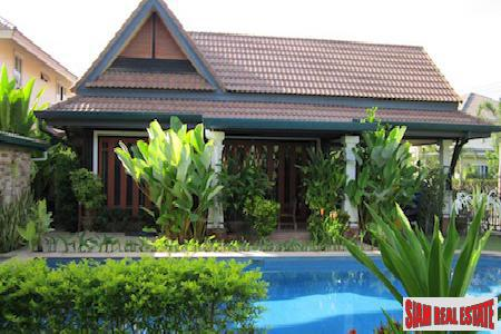 Uniquely Designed Three Bedroom with Pool in San Pu Loei, Chiang Mai