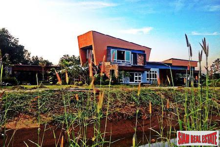 Modern Three Bedroom on Large Land Plot  in Mae Rim, Chiang Mai