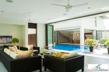 Luxurious Six Bedroom Hideaway on the Beach in Natai, Phang Nga