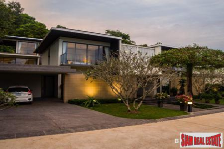 Exclusive Pool Villa Estate in Cape Yamu on the East Coast of Phuket