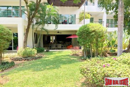 Large Three Bedroom Luxurious Condo for Rent in Layan, Phuket