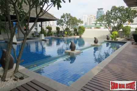 Two Bedroom for Rent with Fantastic City Views on Sukhumvit 11, Bangkok
