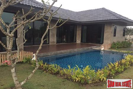 Nice Family Home with Pool and Large Yard in Hang Dong, Chiang Mai
