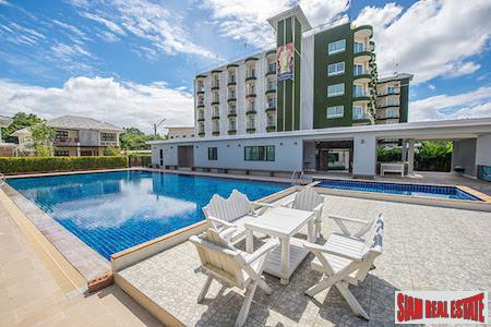 Modern and Convenient Three Bedroom Condo in Suthep, Chiang Mai