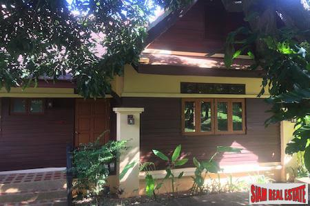 Two Bedroom Duplex for Sale at Pavana Spa in Mae Rim, Chiang Mai