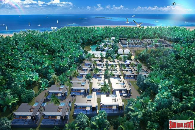New Five Star Luxury Development a Few Minutes from Beautiful Mai Khao Beach