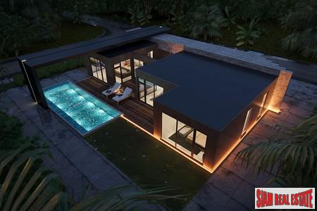 Private Luxury Pool Villa Development in Mai Khao, on the North End of Phuket