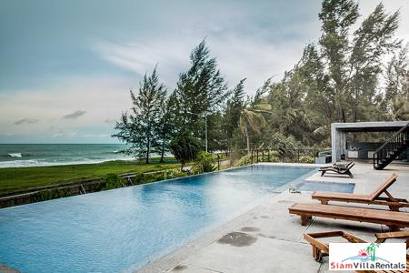 Holiday in this Tropical Sea View Three Bedroom Condo in Mai Khao