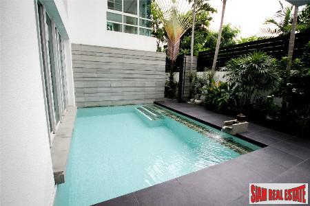 Luxury House Newly Built with Private Pool in Sathorn