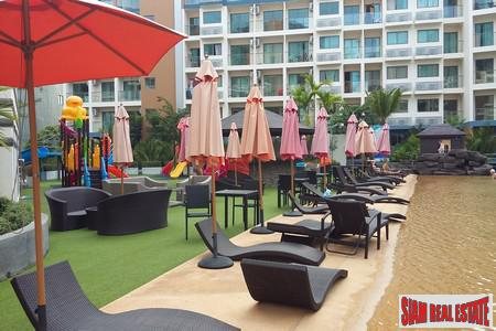 Studio Unit in  Beach Resort Style Condominium Jomtien  - Short Distance from the Beach.