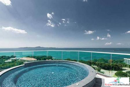 Cosy Beach View Condominium Studio. For Sale on Pratumnak Hills