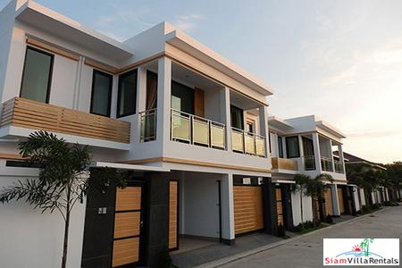 3-Bedroom Private Pool Duplex in Jomtien with 5 year tennant