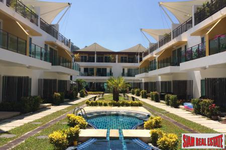 Contemporary Three Bedroom Townhouses with Pool Access